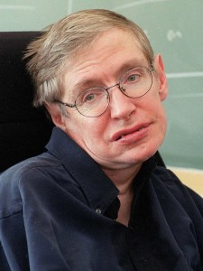 LONDON: Professor Hawking